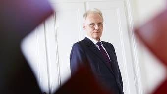 Hans-Ulrich Bigler ist Direktor des Gewerbeverbands.