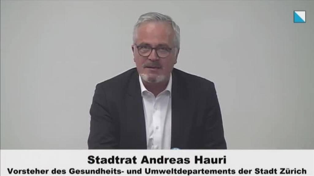 Komplette Pressekonferenz des Kantons Zürich vom 16. April 2020