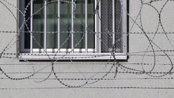 Blick auf ein Gefängnis in der Schweiz (Symbolbild)