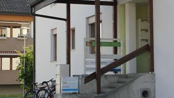 Die Tage im Haus am bisherigen Hauptsitz in Aarau sind gezählt... HHS