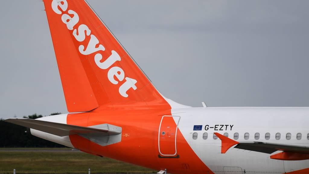 Der Schweizer Ableger der Fluggesellschaft Easyjet ist vergleichsweise unbeschadet durch den Corona-Sommer gekommen. Der Billigflieger hat 80 Prozent der Destinationen angeflogen. (Archivbild)