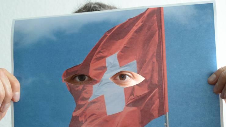 Emotional sollte die Rede sein: Die Schweiz im Kopf, die Wut im Bauch, das Glück vor Augen.