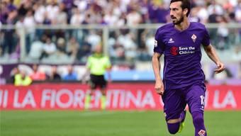 Der italienische Fussball steht unter Schock: Am Sonntagmorgen wurde Fiorentina-Captain Davide Astori tot aufgefunden.