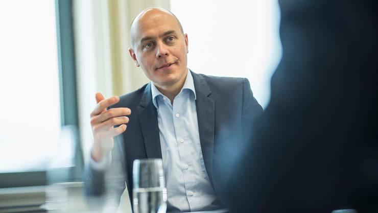 Jérôme Meyer wird neuer Landesgeschäftsführer der Aldi Suisse AG.