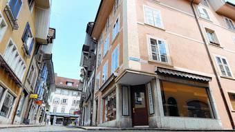 Ausgeraucht: Solothurner «Barfuessbar» ist ab morgen rauchfrei. om