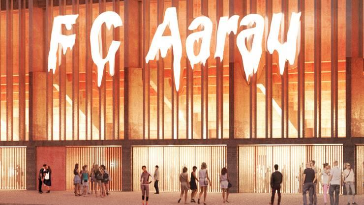 Plan A, Plan B, Plan C: Ob, wann und wie das Aarauer Stadion zu stehen kommt, ist noch immer unklar.