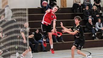 Gegen die Gegner aus Birsfelden konnte sich die HSG Aargau Ost souverän durchsetzen.
