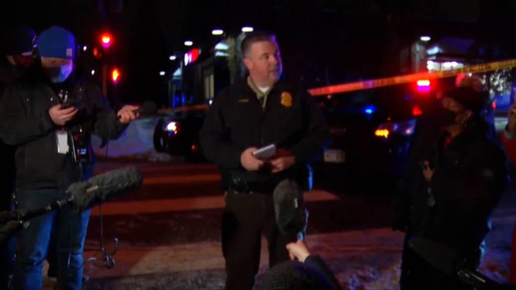 Minneapolis: Mann bei Polizeikontrolle erschossen