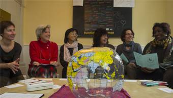 Unter sich – im Interkulturellen Frauentreff fühlen sich die Frauen wohl.