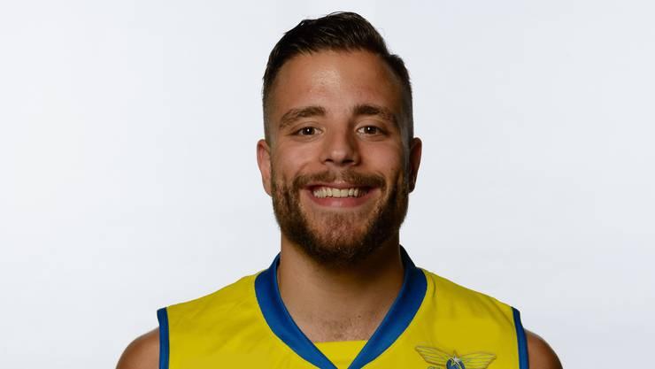 Branislav Kostic spielt ein weiteres Jahr bei den Starwings.