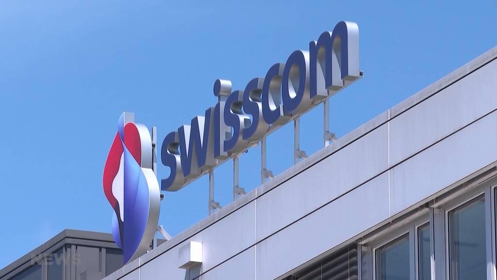 Swisscom-Störung: Politik fordert Erklärung für erneute Panne