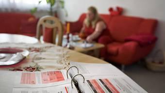 Die Frau erhielt von der IV-Stelle eine befristete Rente über vier Jahre. (Symbolbild)