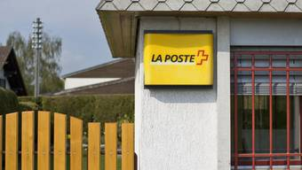 Eine Postfiliale in der Westschweiz (Archiv)