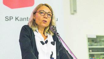 Nicht im Regierungsrat: Yvonne Feri (SP) unterlag im zweiten Wahlgang Jean- Pierre Gallati (SVP).
