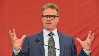 SBB-CEO Andreas Meyer