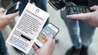 Coop Mobile wirbt nach Wechsel zu Swisscom um bisherige Kunden, die bei Salt bleiben, wenn sie nichts unternehmen.