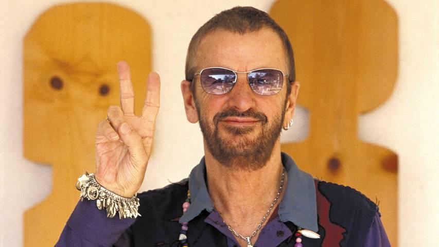 Ex-Beatle Ringo Starr wird 80 Jahre al