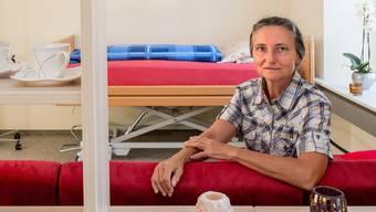 Eine Ärztin mit einer Mission: Erika Preisig in ihrem Sterbezimmer. (Archiv)
