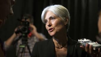 Jill Stein bracht 7 Millionen Dollar für ihr Spendenziel. (Archiv)