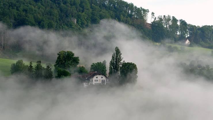Landschaft rund um Reigoldswil (Archivbild).