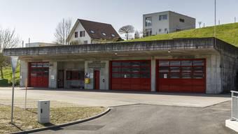 Das Gebäude mit dem Werkhof, dem Feuerwehrmagazin und der Zivilschutzanlage in Niederwil soll eine Mobilfunkantenne erhalten.