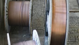 Das entwendete Kupfer an beiden Orten hat einen Wert von mehreren zehntausend Franken.