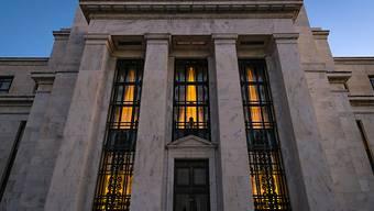 Die US-Wirtschaft wächst laut der US-Notenbank Fed weiter
