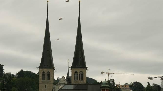 Luzerner Fest mit finanziellen Sorgen?