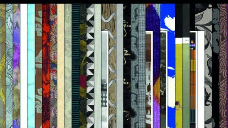 Ein digitales Archiv bietet inspirierenden Einblick in die Vielfalt des Schweizer Seidendesigns.