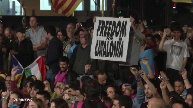 Zürcher Spanier sorgen sich um Heimatland