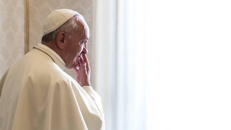 Papst Franziskus. (Archivbild)