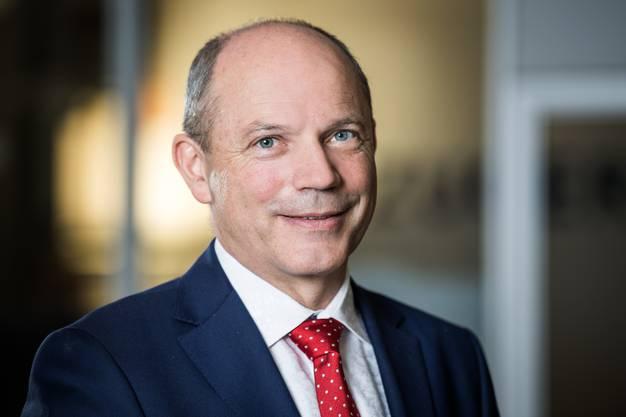Finanzexperte Maurice Pedergnana.
