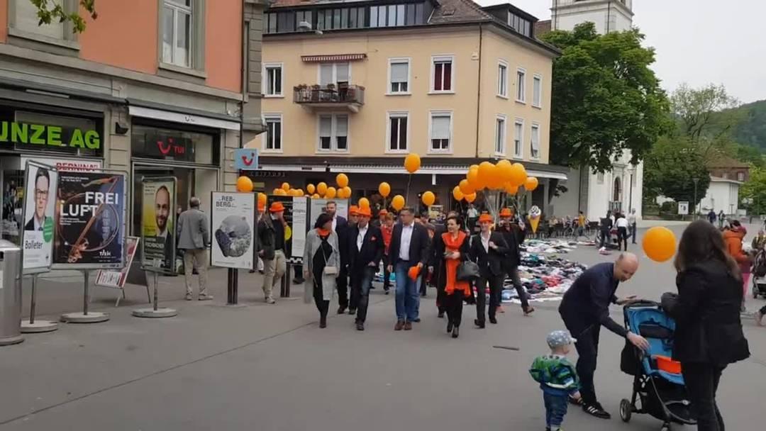 CVP Aargau nominiert in Baden Kandidaten für Nationalratswahlen