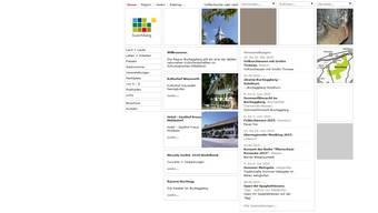 Die Homepage von buechibaerg.ch wird derzeit überarbeitet. Der neue Internetauftritt soll spätestens im Oktober online gehen.