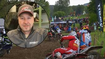 Beat Gassmann führt seit 12 Jahren Regie am traditionellen Motocross Muri. (Archivbild)