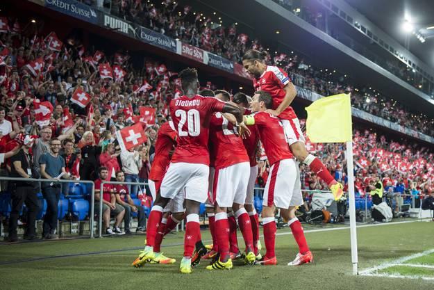 Damals gelang den Schweizer im Heimspiel ein 2:0-Sieg.