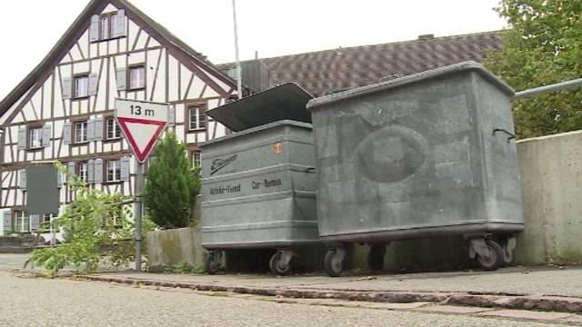 Letzte Aargauer Gemeinde ohne Abfallgebühr überwindet sich