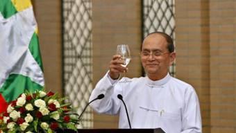 Auf die Freiheit: Burmas Präsident will Gefangene freilassen