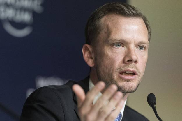 Peter Hummelgaard, Arbeitsminister Dänemarks.