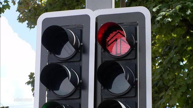 Für Stadtzürcher Velofahrer sollen Ampeln nicht mehr gelten