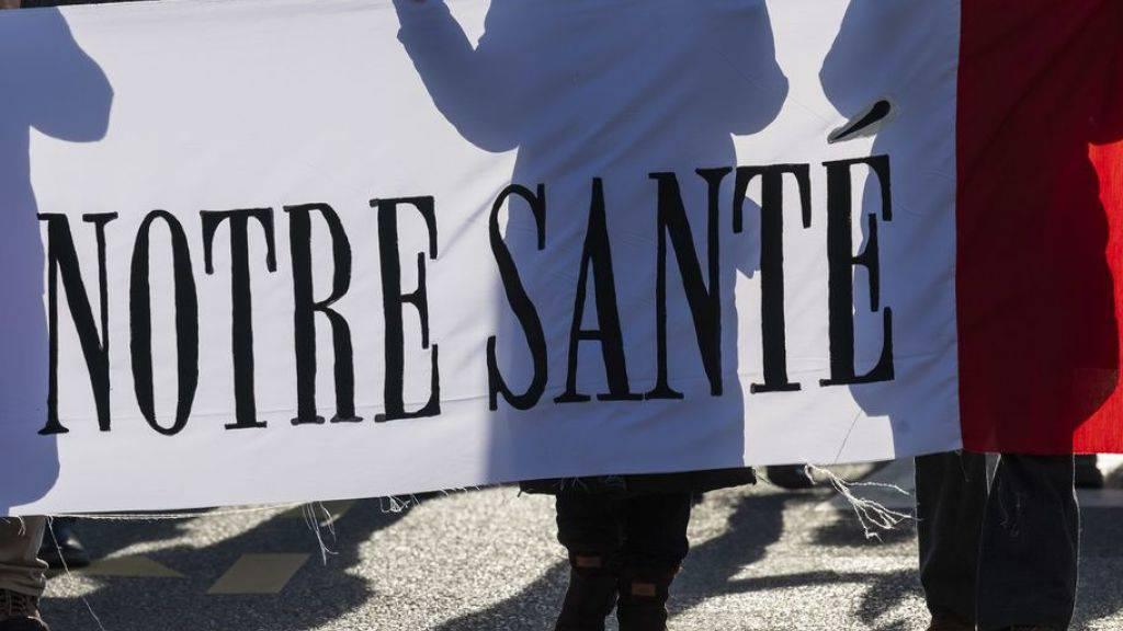 Schweiz gibt am meisten Geld für Gesundheit aus