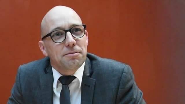 Stefan Müller-Altermatt im Interview zur Gründung der Christlich-Sozialen Vereinigung (CSV) Schweiz. Er wird Präsident der neuen Gruppierung.
