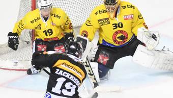 Patrik Zackrisson entschied mit seinem ersten Saisontor das Spiel zwischen Lugano und Bern mit dem 4:3 in der Verlängerung zugunsten der Tessiner