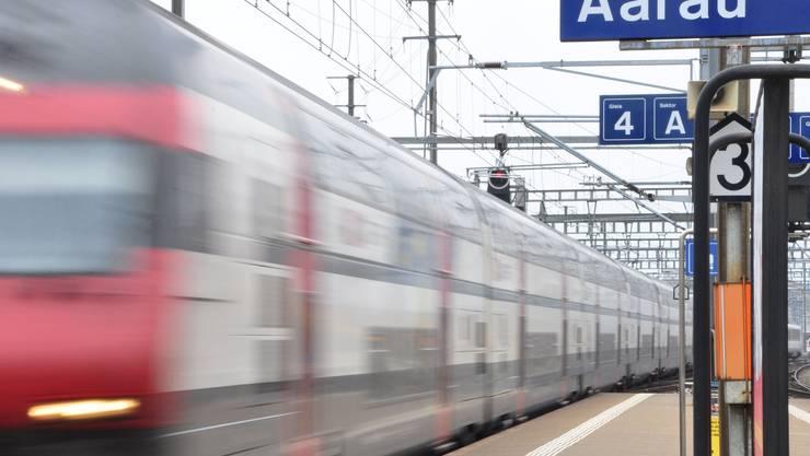 Die Petition forderte weniger Zugsdurchfahrten. Roman Schenkel
