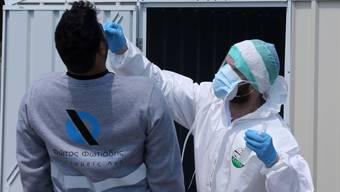 Gemäss der Weltgesundheitsorganisation (WHO) ist das neuartige Coronavirus zehnmal tödlicher als jenes der Schweinegrippe, welche 2009 grassierte.