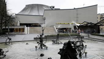 Stein des Anstosses: Das Theater Basel.  (Foto: Nicole Nars-Zimmer)