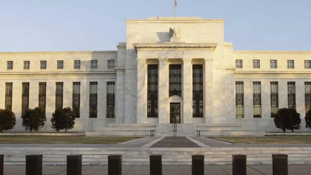 Das Fed-Gebäude in Washington (Archiv)
