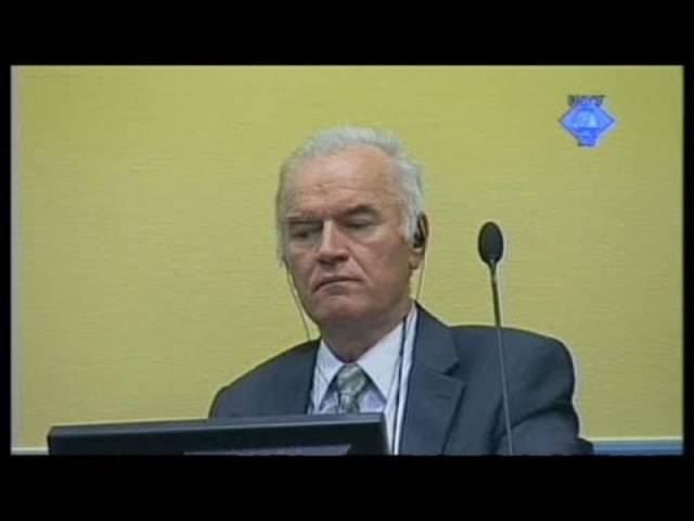Den Haag: Urteil gegen «Schlächter vom Balkan» erwartet