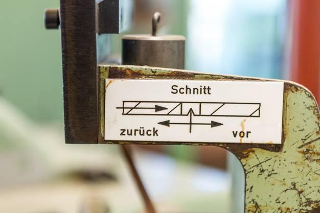 Impressionen aus der Zigarrenfabrik Villiger in Pfeffikon LU.