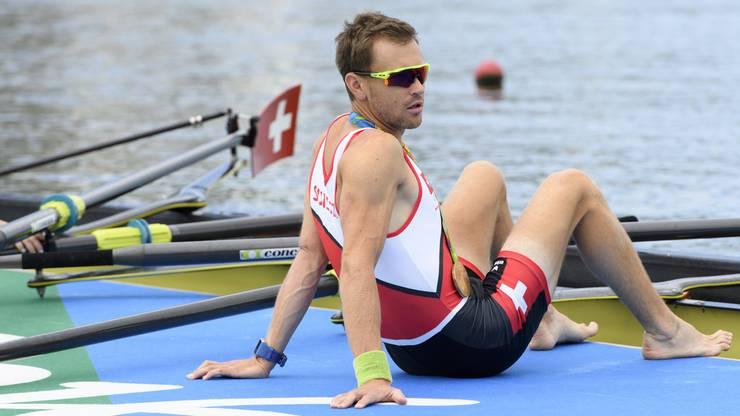Das Studium von Ruder-Olympiasieger Simon Niepmann zog sich über 10 Jahre hin.